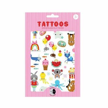 "Petit Monkey Petit Monkey Tattoos Animals Characters ""Koalabär"""