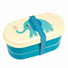 Rex International Rex Bread Box Bento Box Elephant Elvis