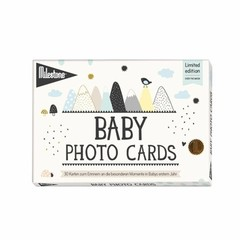 Milestone Cards Milestone Baby Photokarten Over The Moon 30 St.
