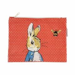 Petit Jour Paris Petit Jour Peter Rabbit tas rood voor U-handvat