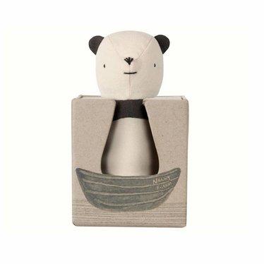 Maileg Maileg Panda Rattle Mini Noah's Friends