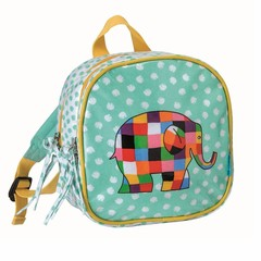 Petit Jour Paris Petit Jour Elephant Elmer Mini Backpack colorful