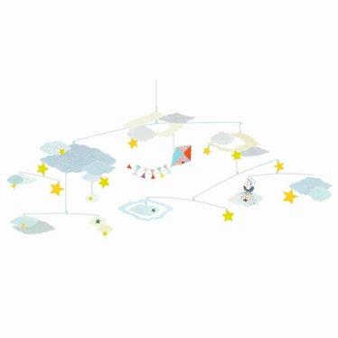 """Djeco Djeco Mobile """"head in the clouds"""" FSC"""