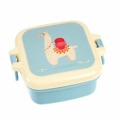 Rex International Rex snack box mini Lama light blue