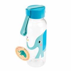 Rex International Rex drinking bottle elephant Elvis blue 340ml