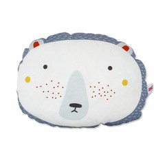 Ava and Yves Ava and Yves mini pillow bear white