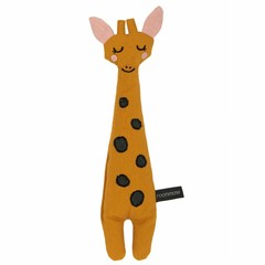 Roommate Roommate Kuscheltier Puppe Giraffe gelb ca. 30cm