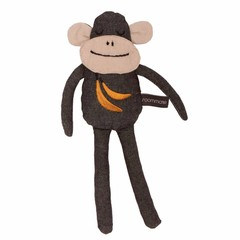 Roommate Roommate cuddly toy doll monkey brown approx. 30cm