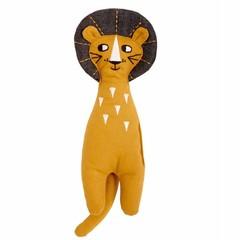 Roommate Roommate knuffeldier pop leeuw geel ca. 27cm