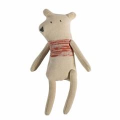 Sebra Sebra knuffeldier beer gebreid Teddy 31cm