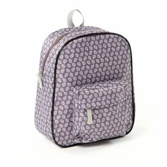 Smallstuff Smallstuff backpack Big Leaves lilac