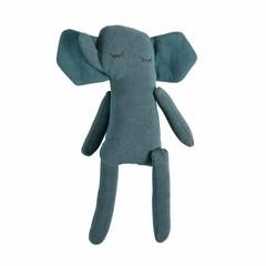Sebra Sebra knuffeldoekje olifant betrouwbaar 31cm