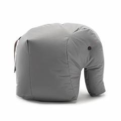 Sitting Bull HAPPY ZOO elephant gray seat cushion Carl
