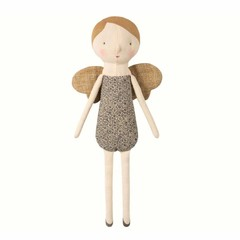 Maileg Maileg Angel Winter Friends blauw 28cm