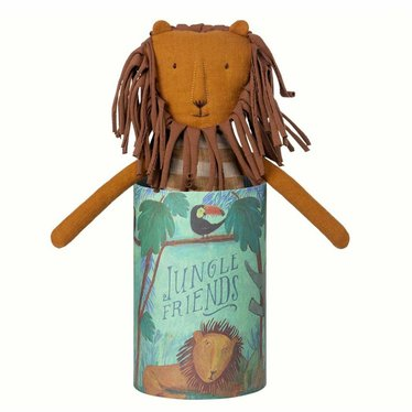 Maileg Maileg Leo Leo cuddly toy Jungle Friends with box