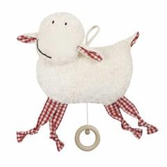 Efie Efie muziekdoos Sheep Organic | Mozart-slaapliedje Vichy kbA