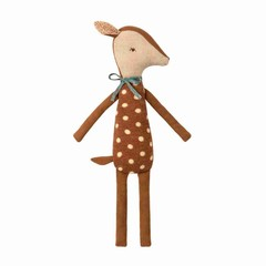 Maileg Maileg Bambi Cuddly Toy Sleepy Wakey Medium