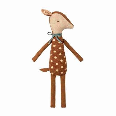 Maileg Maileg Bambi Cuddly Toy Sleepy Wakey Medium