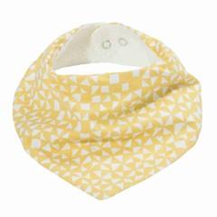 Trixie Baby Trixie Bandana Bib Halstuch Diabolo gelb