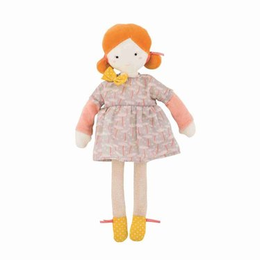 Moulin Roty Moulin Roty doll Mademoiselle Blanche 26cm