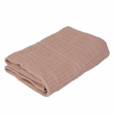Sebra Sebra baby blanket blanket pink 85x85cm