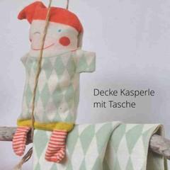 David Fussenegger David Fussenegger Blanket jewel Puppet with bag