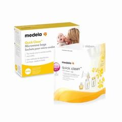 Medela Medela Quick Clean Mikrowellen Beutel 5 Stück