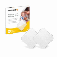Medela Medela Hydrogel Pads compresses 4 pieces