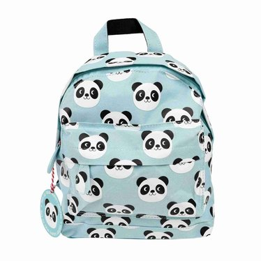 Rex International Rex Mini Rugzak Panda Miko blauw