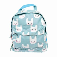 Rex International Rex Mini Kinder Rucksack Hase Bonnie blau