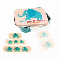 Rex International Rex Pflaster für Kinder Box Elefant Elvis