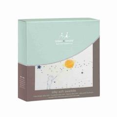 Aden + Anais Aden + Anais Swaddle Silky Soft Lucky Stargaze 120x120