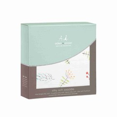 Aden + Anais Aden + Anais Swaddle Silky Soft Lucky Field Blumen 120x120