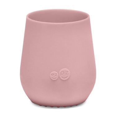 ezpz ezpz Tiny Cup Silikon Trinkbecher rosa