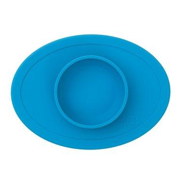 ezpz ezpz Tiny Bowl Siliconen placematsplaat blauw