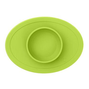 ezpz ezpz Tiny Bowl Silikon Platzmatte Teller lime grün