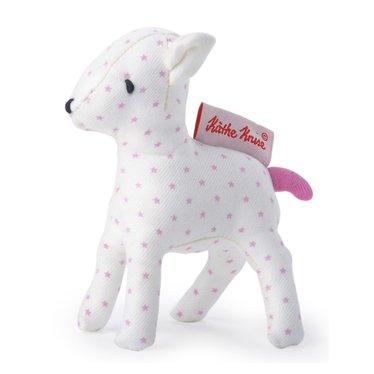 Käthe Kruse Käthe Kruse Rattle Lamb Stars pink 12cm