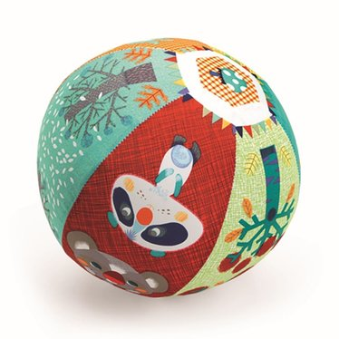 Djeco Djeco Ball Forest Balloon Cover with Balloon