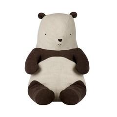 Maileg Maileg Kuscheltier Panda aus Leinen 31cm