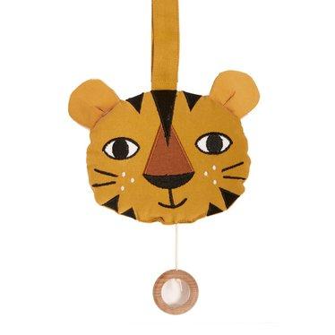 Roommate Roommate Spieluhr Tiger gelb Brahms Wiegenlied