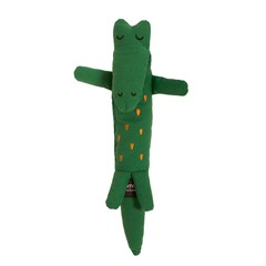 Roommate Roommate cuddly toy doll crocodile green approx. 30cm