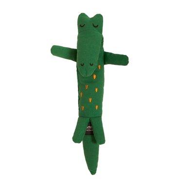 Roommate Roommate Kuscheltier Puppe Krokodil grün ca. 30cm