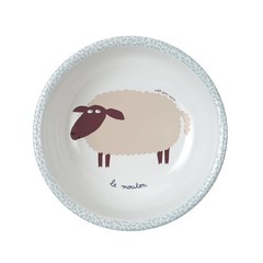 Petit Jour Paris Petit Jour Bowl Farm Sheep