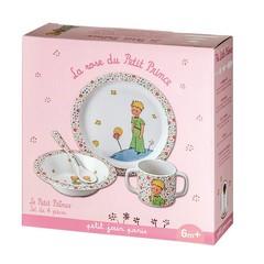 Petit Jour Paris Petit Jour Kleine Prins 4-delige set roze