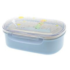 Petit Jour Paris Petit Jour Kleine Prins lunchbox blauw