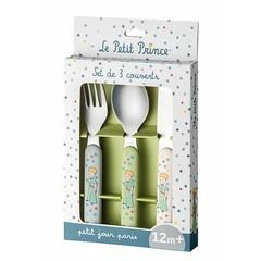 Petit Jour Paris Petit Jour Kleine Prins Bestekset blue