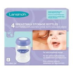 Lansinoh Lansinoh Muttermilchflaschen 4 Stück