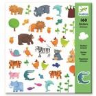 Djeco Djeco Stickers animals