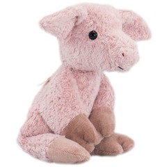 Kallisto Kallisto cuddly pig Knuffel large pink Bio