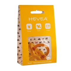 Hevea Hevea Schnuller Krone ab 3 Monate | Kirschform